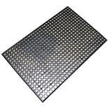 Buffalo Tools Industrial Rubber Floor Mat, 2 x 3, Black