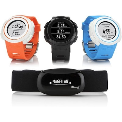 BK Running Watch With Heart Rate Monitor