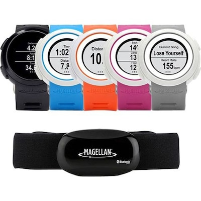 GRA Running Watch With Heart Rate Monitor