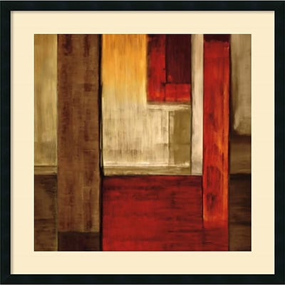 Amanti Art Crossover II Framed Art Print by Aaron Summers, 34H x 34W