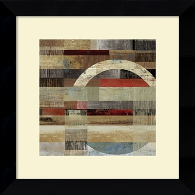 Amanti Art Industrial I Framed Art Print by Tom Reeves, 19.63H x 19.63W