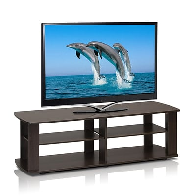 Furinno® 13.4 x 43.3 Wood Television Stand