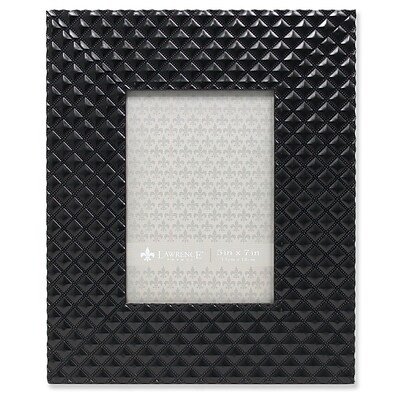 Lf 534157 Blk Polystyrene 115x95 Pic Frm Quill
