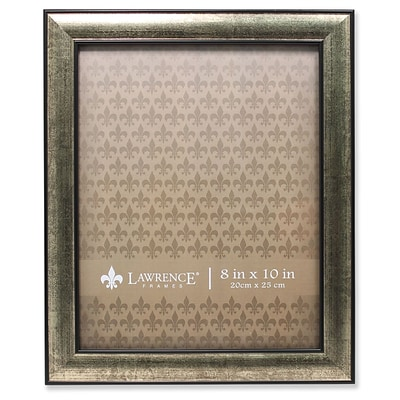 Lawrence Frames Lawrence Home 8L x 10W Polystyrene Gallery Picture Frame 536180