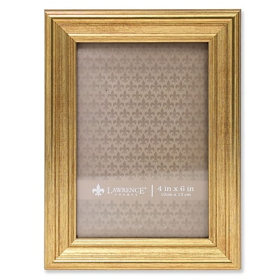 Lawrence Frames Lawrence Home 4 x 6 Polystyrene Gallery Picture Frame 536246