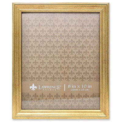 Lawrence Frames Lawrence Home 8L x 10W Polystyrene Gallery Picture Frame 536280