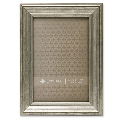 Lawrence Frames Lawrence Home 4L x 6W Polystyrene Gallery Picture Frame 536346