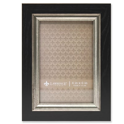 Lawrence Frames Lawrence Home 4 x 6 Polystyrene Gallery Picture Frame 536446