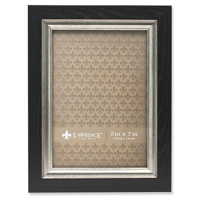 Lawrence Frames Lawrence Home 5L x 7W Polystyrene Gallery Picture Frame 536457