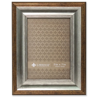 Lawrence Frames Lawrence Home 5L x 7W Polystyrene Gallery Picture Frame 536557