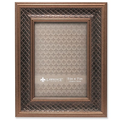 Lawrence Frames Lawrence Home 5L x 7W Polystyrene Gallery Picture Frame 536657