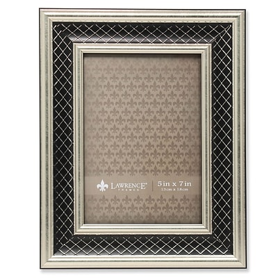 Lawrence Frames Lawrence Home 5L x 7W Polystyrene Gallery Picture Frame 536757