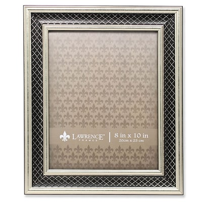 Lawrence Frames Lawrence Home 8L x 10W Polystyrene Gallery Picture Frame 536780