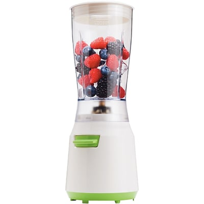 Brentwood Personal Blender With 14 oz. Jar; White