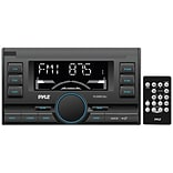 2DIN In-Dash BK Digital Receiver W/USB