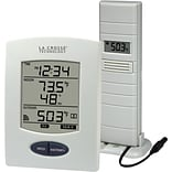 La Crosse Technology® WS-9029U-IT-CBP Wireless Temperature and Humidity Station