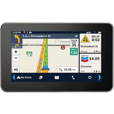 """7"""" GPS Receiver With Free Lifetime Map"""