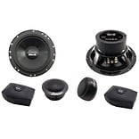 Lanzar MX6C 200W Two-Way Component Speaker System; Black