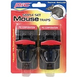 2/Pack Simple Plastic Mouse Trap