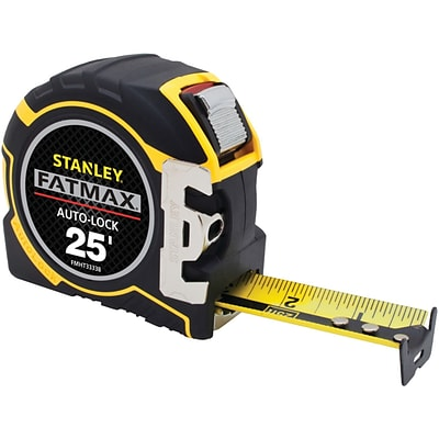 Stanley® FatMax® Auto-Lock Tape Rule, 25