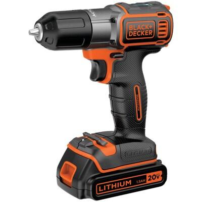 20 V MAX Lithium Drill/Driver