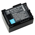 2000mAh BK Li-Ion Battery F/Canon BP-808