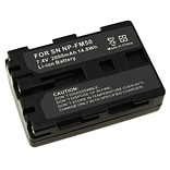 Insten® 202370 2-Piece DV Battery Bundle For Sony NP-FM50/NP-FM30