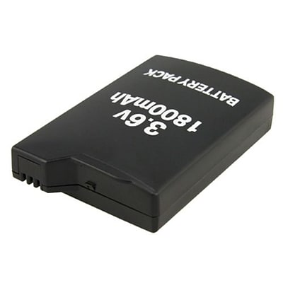 Insten® 1800 mAh Rechargeable Replacement Battery For Sony PSP 1000