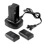 Black DUL BTRY Charging Station F/xBox 360