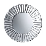 Sterling Industries 582DM19569 13Dia Robeson Round Wall Mirror