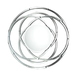 Sterling Industries 582DM19789 39Dia Milton Round Wall Mirror