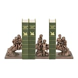 Sterling Industries 58291-40729 Set of 3 Secret Tree Decorative Bookends, Brown
