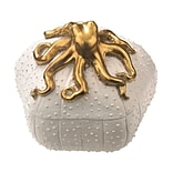 Sterling Industries Octopus 582112-11459 White Composite Box