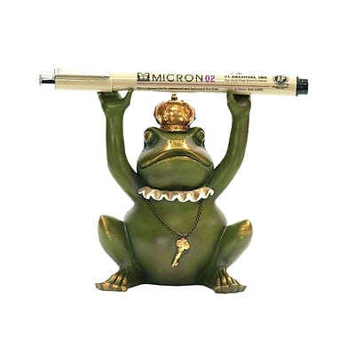Elk Ligting/Sterling Industries Industries 5827-81989 4 Superior Frog Gatekeeper Pen Holder