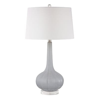 Dimond Lighting Abbey Lane 582D24609 30 Incandescent Table Lamp; Pastel Blue