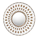 Sterling Industries Airdrie 582138-1009 36Dia Round Wall Mirror