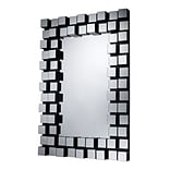 Sterling Industries Valaparaiso 582DM19539 42H x 29W Rectangle Wall Mirror