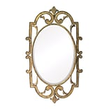 Sterling Industries 58255-2149 40H x 24W Woodside Arch/Crowned Top Wall Mirror