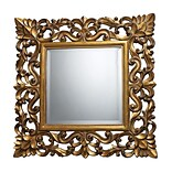 Sterling Industries 582DM19299 22H x 22W Barrets Square Wall Mirror