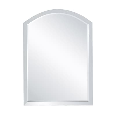 Sterling Industries Hebron 582114-089 20H x 28W Arched Wall Mirror