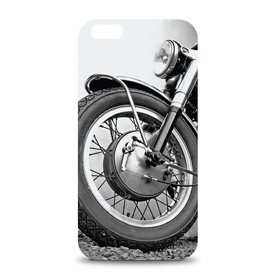 OTM iPhone 6 Black Matte Case Rugged Collection, Motorcycle
