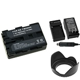 Insten® 314927 3-Piece DV Battery Bundle For Sony NP-FM500H/Alpha A850/Sony NP-FM30/NP-FM50