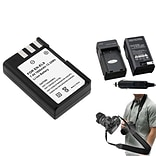 Insten® 352877 3-Piece DV Battery Bundle For D40/D40x/Nikon EN-EL9/SLR/DSLR Camera