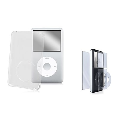 Insten® 480614 2-Piece MP3 Case Bundle For Apple iPod Classic 80GB/120GB