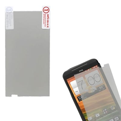Insten® Anti-Grease LCD Screen Protector For HTC EVO 4G LTE; Clear