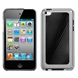 Insten® Cosmo Back Protector Cover For iPod Touch 4th Gen, Black