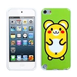 Insten® TPU Plastic Gummy Skin Phone Cover For iPod Touch 5th Gen; Cute Hamster