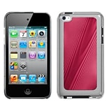Insten® Cosmo Back Protector Cover For iPod Touch 4th Gen; Red