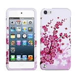 Insten® Phone Protector Case For iPod Touch 5th Gen; Spring Flowers