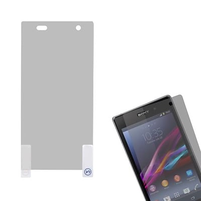 Insten® Anti-Grease LCD Screen Protector For Sony Xperia Z1S C6916; Clear